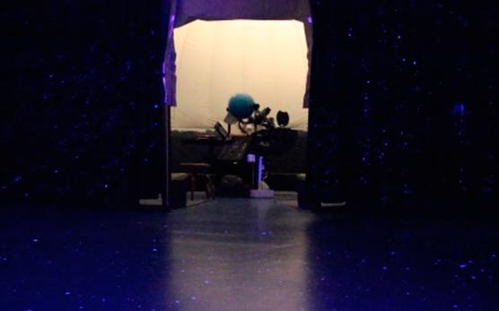 El Pequeño Planetario Orión