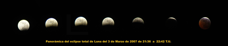 Fotografías astronómicas
